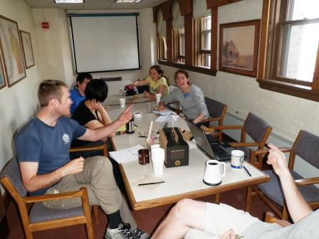 March Lab Meeting